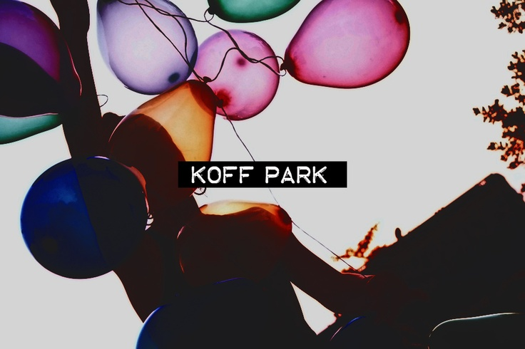 Koff Park / Vappu Celebration May 1st / Helsinki