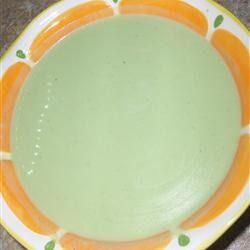 Cold Avocado Soup @ allrecipes.com.au