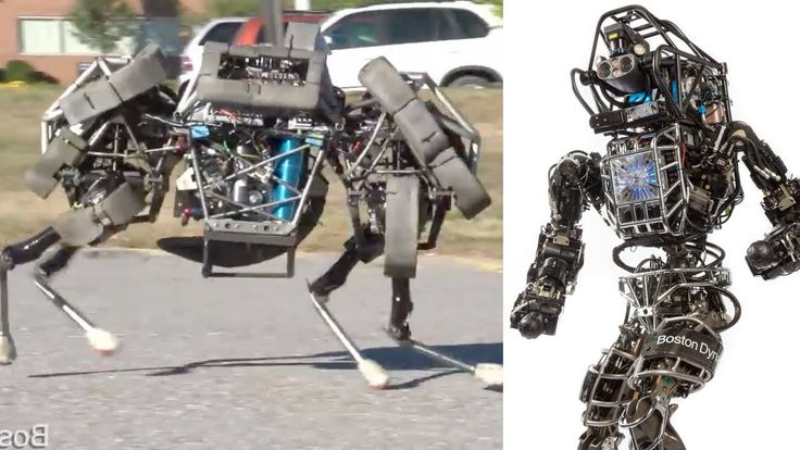 Google Buys Scary Military Robot Maker,, ((actually they've bought several robo co.s))
