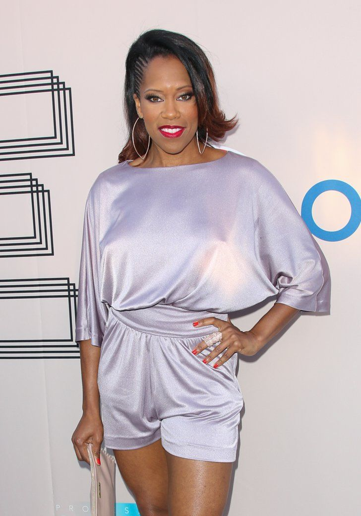 Pin for Later: 24 Celebrities Who Have Probably Found the Fountain of Youth Regina King — 2014