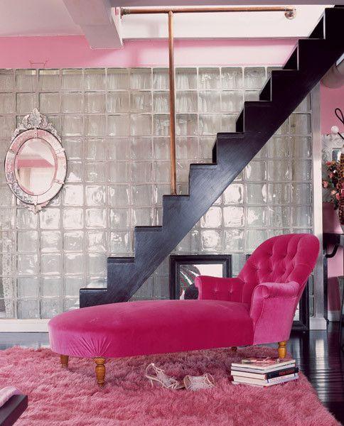 Бетси Джонсон: жизнь в розовом цвете - Woman's Day