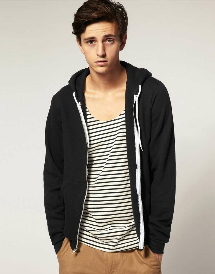 Young mens hoodies