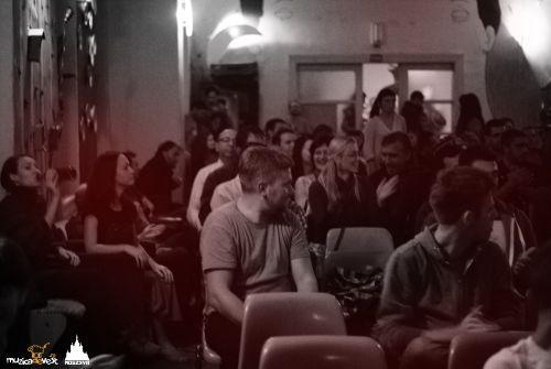 Fire @ Moszkva Cafe#Oradea