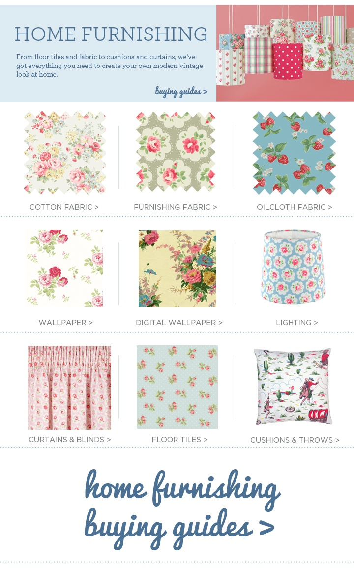 Cath Kidston Home Furnishing