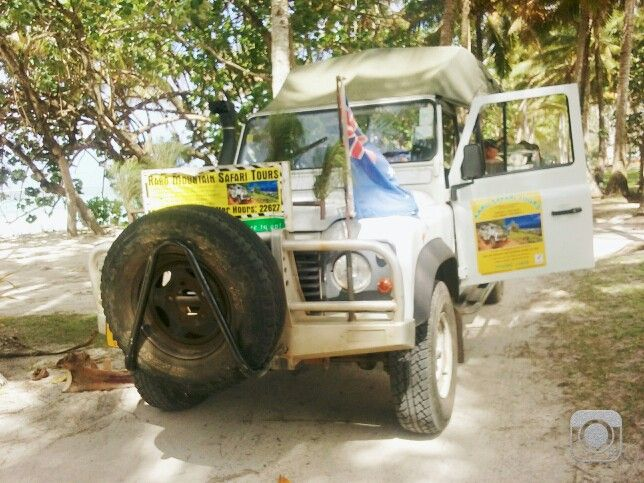 Raro mountain safari tour. Twas thee best.