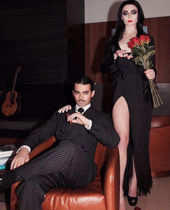 55 Halloween-DIY-Kostüme für Paare, um die wichtigsten #couplegoals für die Welt zu setzen, u…