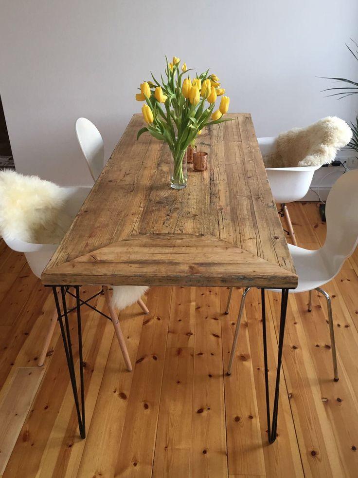 Tischplatte Oskar | 10 Knoten - Möbeldesign Hamburg