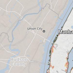 FEMA Flood Zone Map of New York City, NY | PropertyShark.com