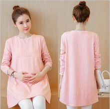 Like and Share if you want this  Autumn New Nursing Dress for Feeding Loose Casual Breastfeeding Clothes for Pregnant Women Pink Slim Maternity Dresses     Tag a friend who would love this!     FREE Shipping Worldwide     Buy one here---> http://oneclickmarket.co.uk/products/autumn-new-nursing-dress-for-feeding-loose-casual-breastfeeding-clothes-for-pregnant-women-pink-slim-maternity-dresses/