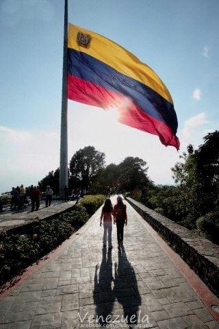 La Hermosa Bandera de Venezuela