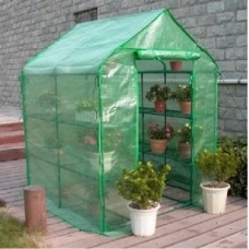 5' x '5 Portable Greenhouse Kit  $125.00  Free shipping on all orders within the lower 48 US states.  Orders to Alaska, Hawaii, Canada or other countries Outside US require extra shipping cost.  Ask for a free shipping quote.    Purchase your greenhouse kit today and start gardening for a healthier lifestyle.