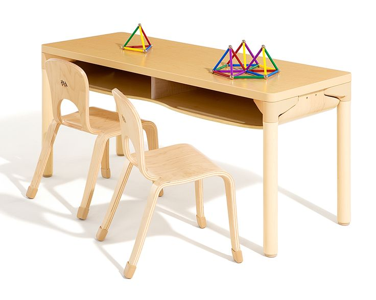 Communityplaythings A520 Twoseater Desk