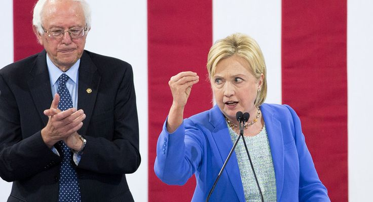 Democrats sweat Clinton vs. Sanders rift: Long after the presidential nomination was settled, the contentious 2016 primary fight continues to divide the party.