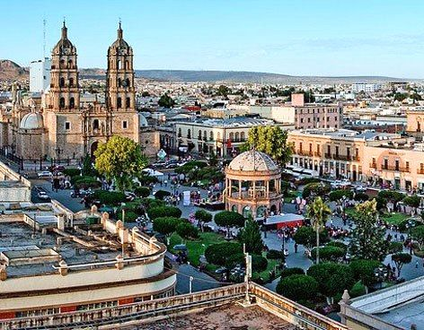 Center of Juarez City