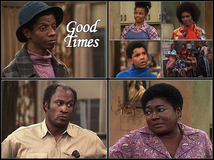 Good Times  Thelma to the punk Mad Dog:  My mama took one look at me and called me Thelma.  Just like your mama took one look at you and called you Mad Dog!