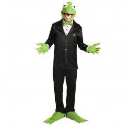 Les Muppets - Kermit Costume