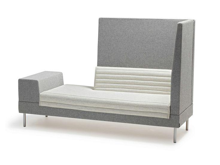 Modulares Sofa Mit Integriertem Zeitungsständer SMALLROOM By Offecct |  Design Ineke Hans