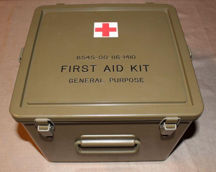 basic first aid kit checklist pdf