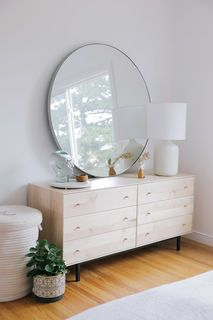 Hudson Dressers with Steel Base