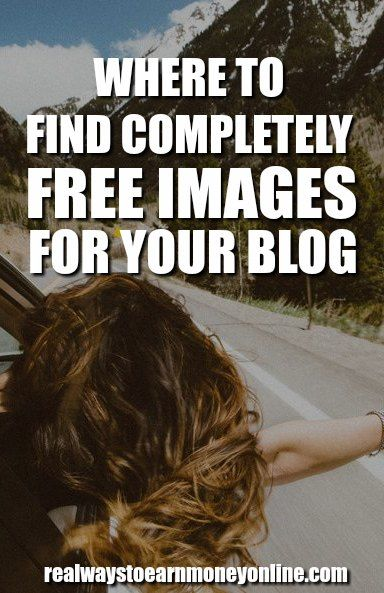 Tired of paying stock photo prices for blog post images? Here's a list of six high-quality sites you can use for free images daily. via @RealWaystoEarn