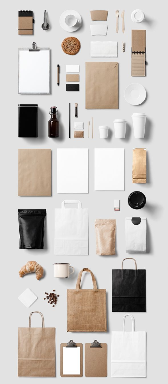 Plenty of stationary / branding mock-ups at http://marketblog.envato.com/inspirations/photo-realistic-branding-mockups.