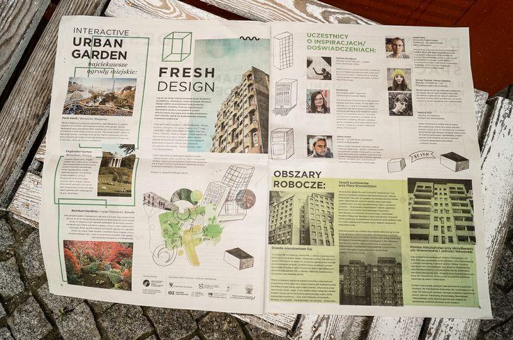 Zachęcamy, by zajrzeć jutro do wrocławskiego wydania Gazety Wyborczej, w środku dodatek od Wroclove Design, a w nim wszystko o tym, co już za tydzień, wydarzy się na Dworcu Głównym PKP.     #design