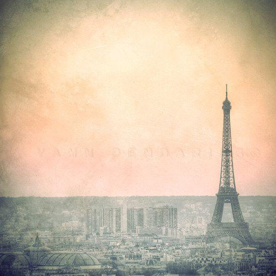 Paris Photograph: Paris Eiffel Towers, Tower Dawn, Paris Decor, Photography Paris, Eiffel Tower Decor, Paris Photography, France Eiffel