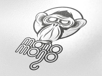 Mono Mono Logo by Bruno Carnaghi