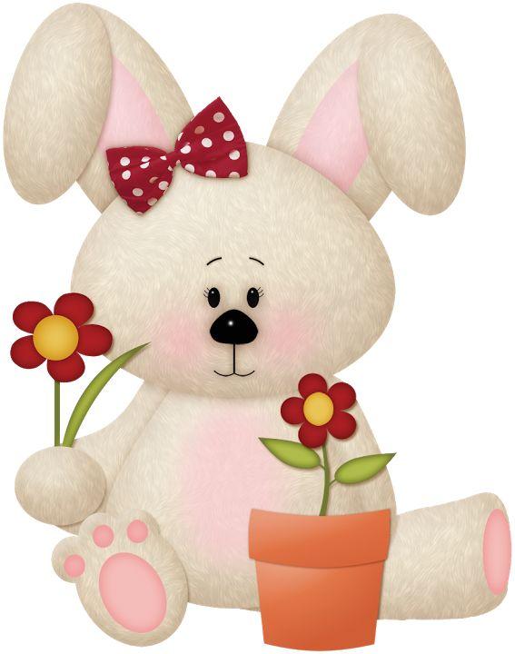 Conejos Pascua ilustraciones Tarjetas Decoupage   para realizar tarjetas y manualidades   tamaño grande descargar