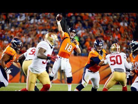49ers vs. Broncos highlights - 2015 NFL Preseason Week 3 - YouTube...i like the Broncos but Always 49er Faithful...GO NINERS