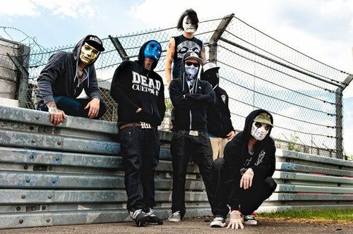 hollywood undead, danny, and charlie scene -kuva