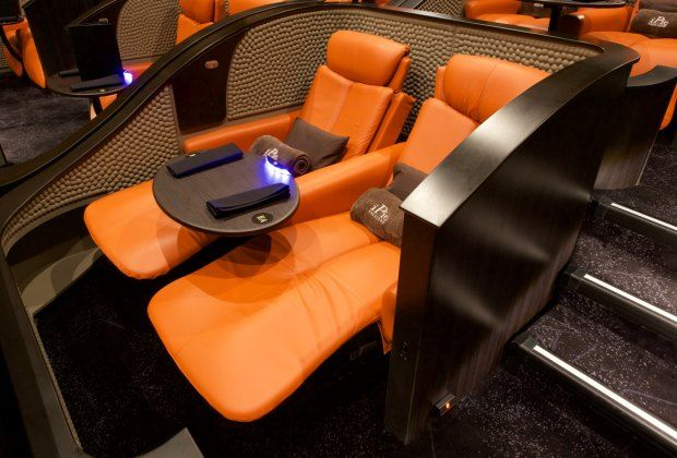 Silver Screen In Style Ipic Luxury Movie Theater Now Open In
