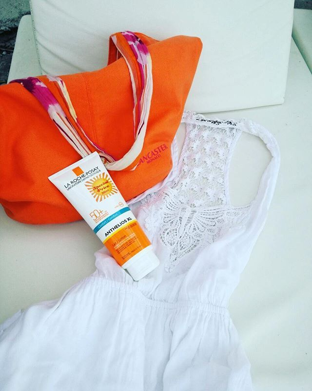Time for the beach👒👙 @stradivariusfan #suncare #summer #stemaworld