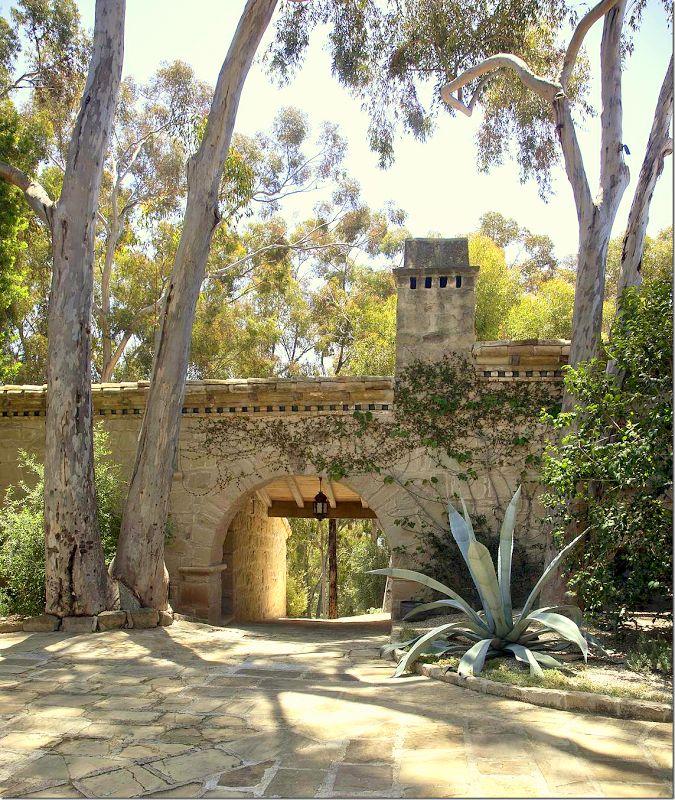 Santa Barbara Villa owned by Ellen DeGeneres
