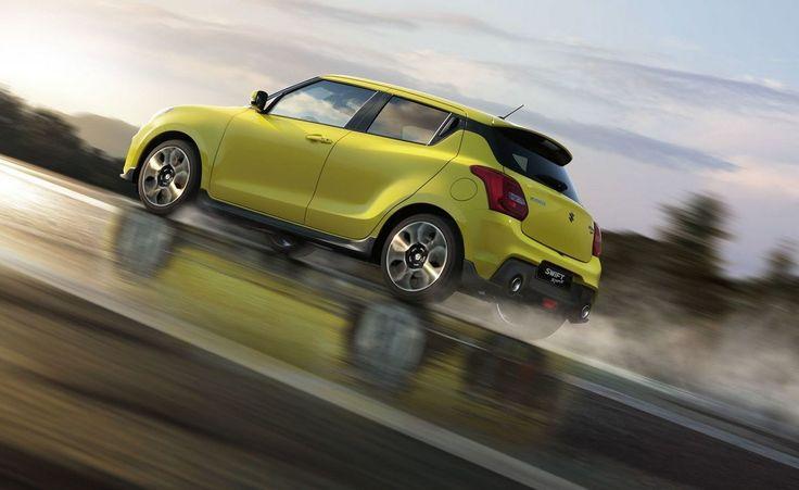 2018 Suzuki Swift Sport Specs Review Turbo