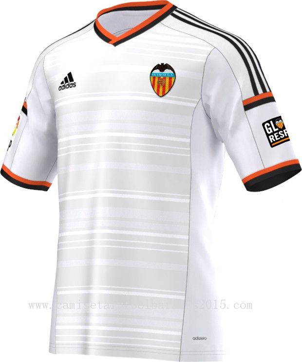 camisetas futbol baratas 2015 - Football shirts, Soccer uniforms, Valencia