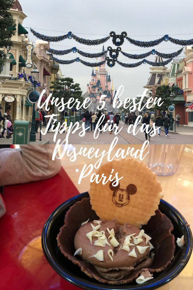 Hier findet ihr die 5 besten Tipps für eine unvergessliche Reise ins Disneyland Paris!