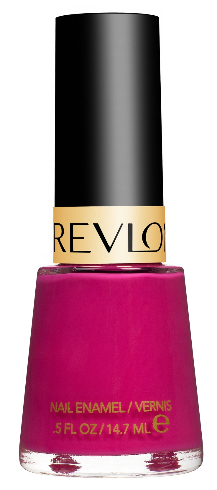 Get in the spirit and paint your nails pink with Revlon's Fuchsia Fever nail enamel #CIBCpinspiration
