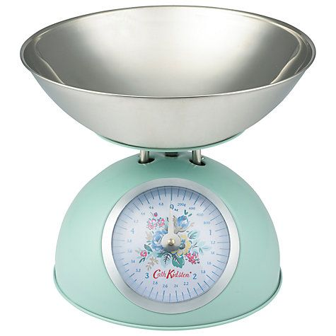 Buy Cath Kidston Weighing Scale, Highgate Rose Online at johnlewis.com