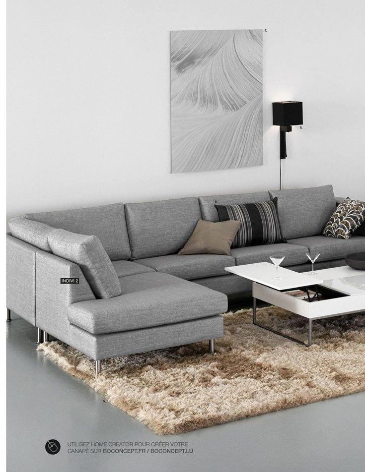 49 best boconcept living images on pinterest interiors for Urban danish design