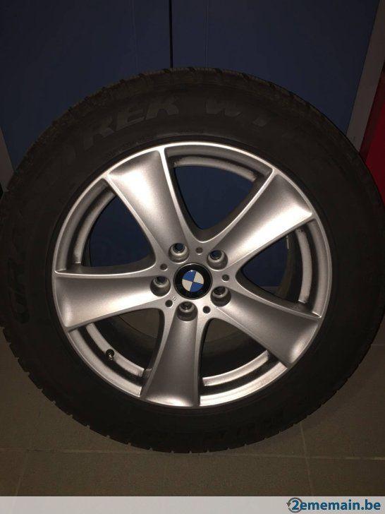 """Pneus hiver 18"""" pour BMW X5 à partir de 2010 - A vendre"""