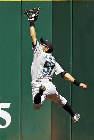 My oldest fave MLB player Ichiro Suzuki!