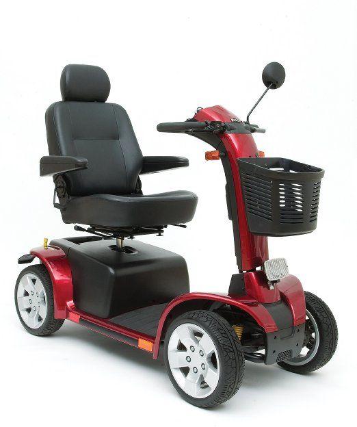 Scooter elettrico per disabili e anziani Victory 130