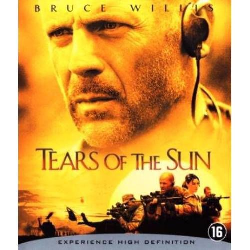 Tears of the sun (Blu-ray) - Bruce willis, Film en Training