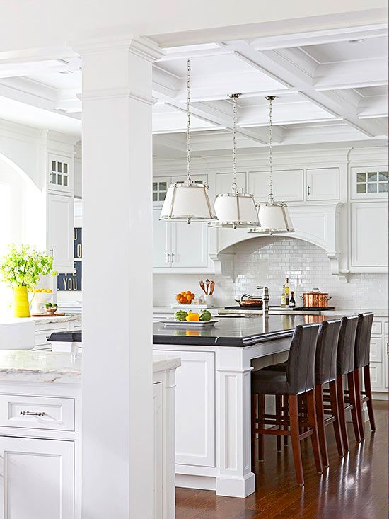 Elegant White Kitchen Cabinets: 17 Best Images About Decor Cottage On Pinterest
