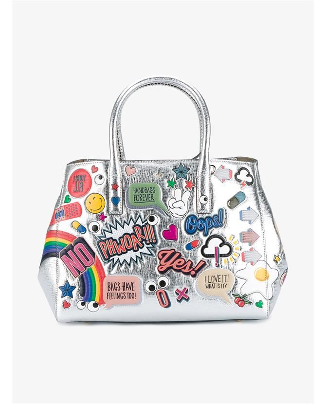 218 Best images about Anya Hindmarch on Pinterest Bags