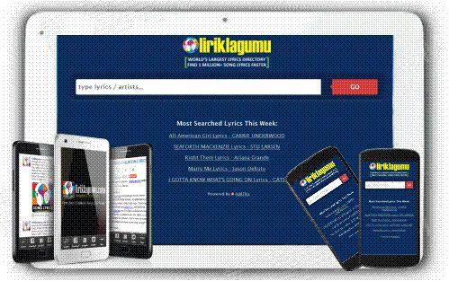 Song Lyrics Android App http://www.liriklagumu.com/song-lyrics-android-app/