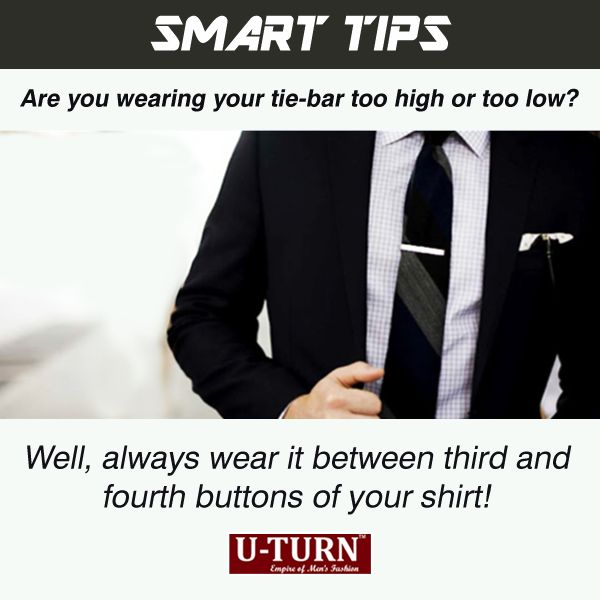Smart Tip to make you more smart!  U TURN.