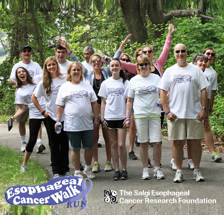 10 days away from Rhode Island's 6th Annual Esophageal Cancer Walk/Run! The event will take place on Saturday, June 17, 2017, 10 AM at Warwick City Park. Walk, run, donate or fundraise!  Visit: ➡️SALGI.org/events  #EsophagealCancerAwareness #AllPeriwinkleEverything™