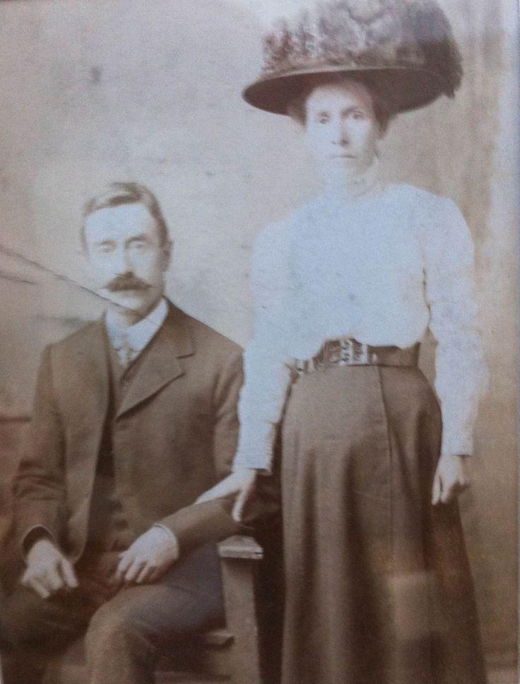 Who Were Robert McDonald & Margaret Adams?